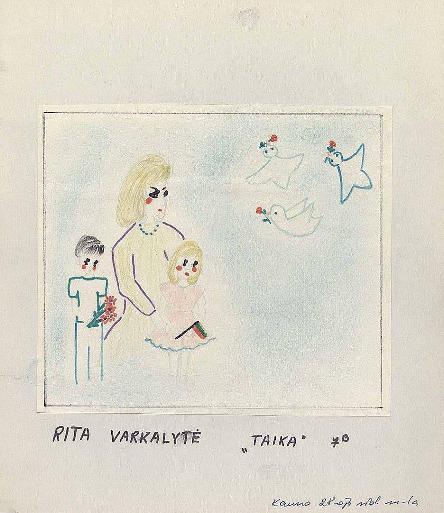 Varkalytė Rita, 7b klasė