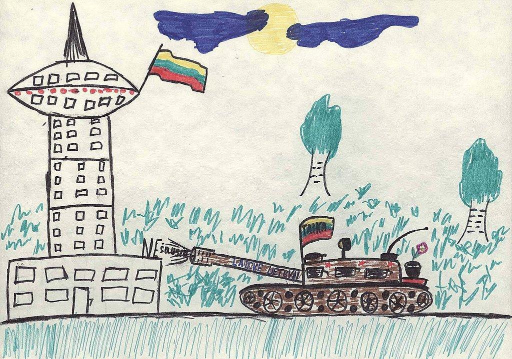 Juška Rustamas, 6b klasė