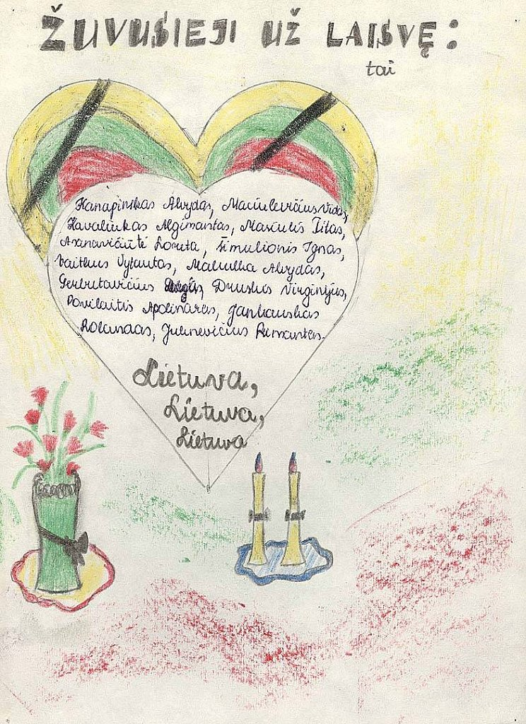 Jatužytė Jolanta, 7 klasė