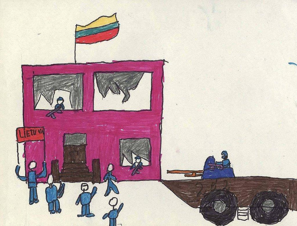 Rybakovas Igoris, 5a klasė