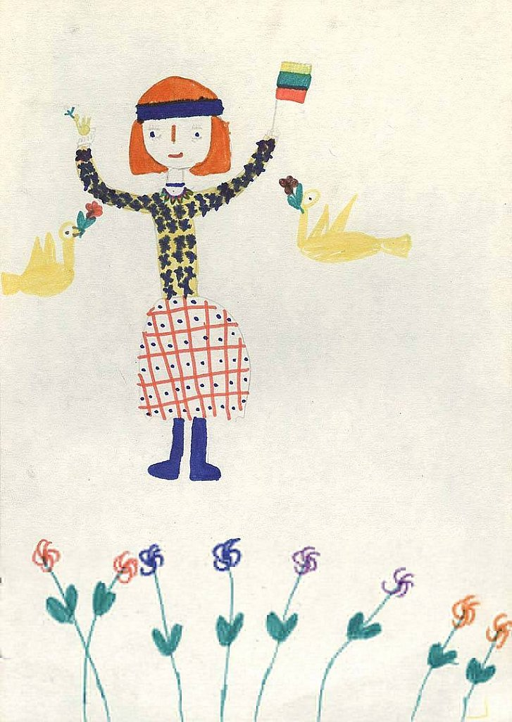 Karaškevičiūtė Žaneta, 4 klasė