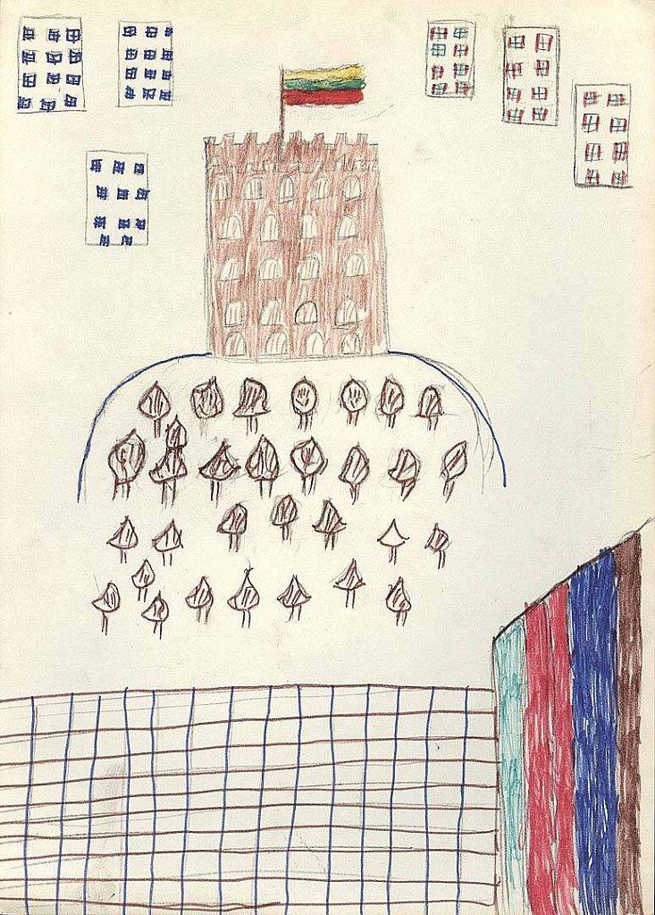 Maskelytė Skirma, 7 klasė