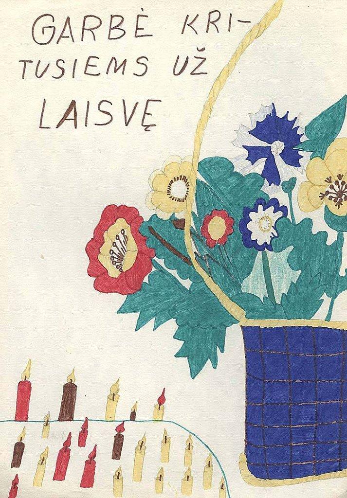 Varnelytė I., 4 klasė
