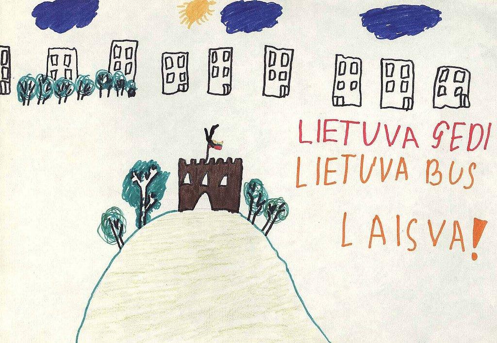 Dzemydaitė Edita, 4a klasė