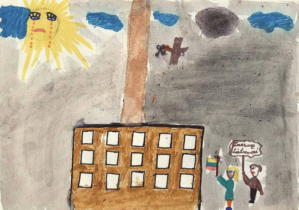 Gongapševaitė Laura, 4d klasė
