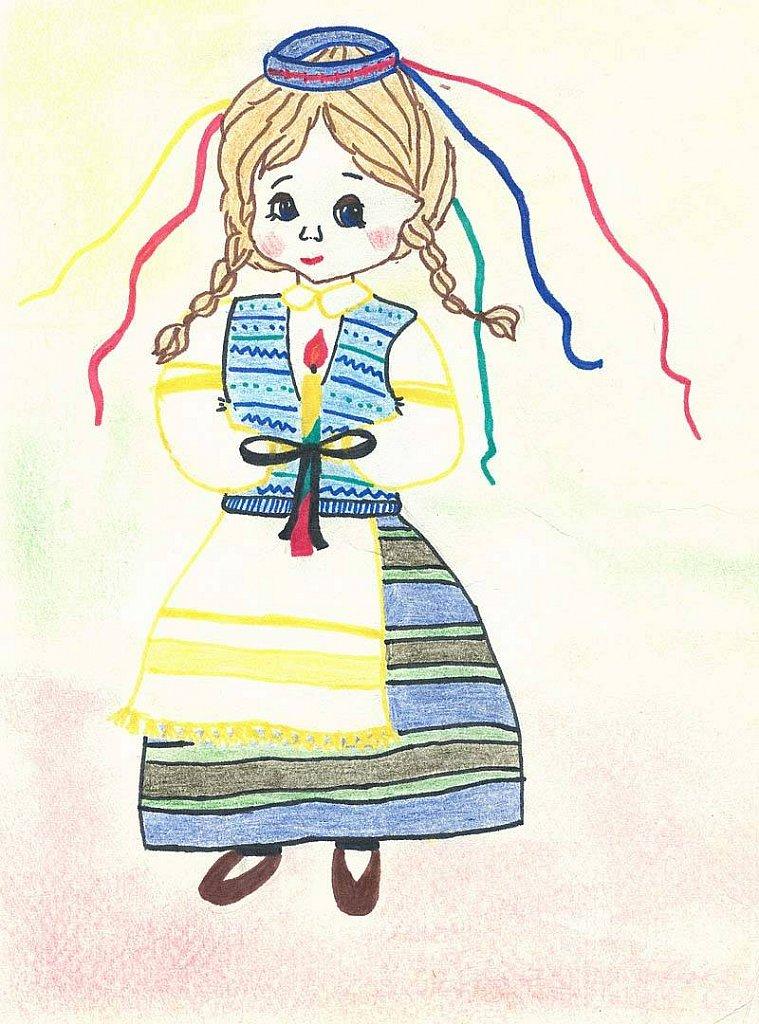 Andriulionytė Rūta, 7c klasė. Neįvardyto miesto 12-oji vidurinė mokykla