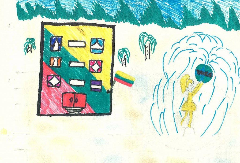 Kokoško Marina, 6a klasė