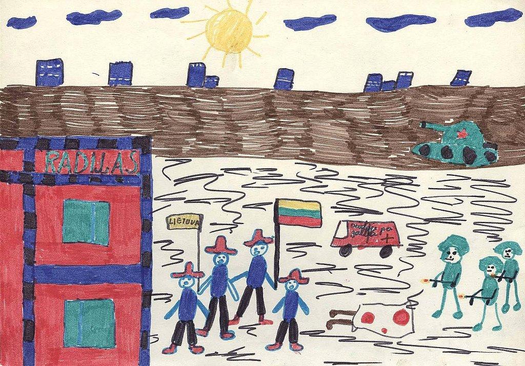 Klimavičius Liutauras, 4c klasė
