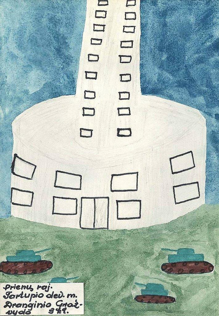 Tartupio devynmetė mokykla