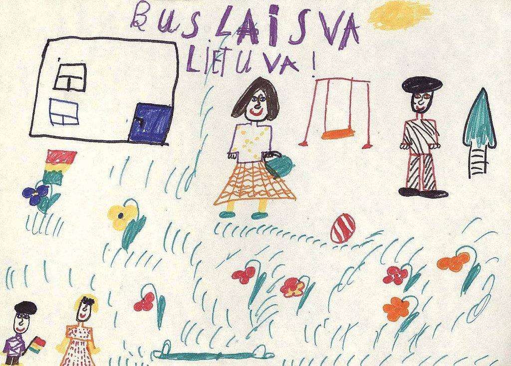 Palubinskaitė Jurgita, 3 klasė