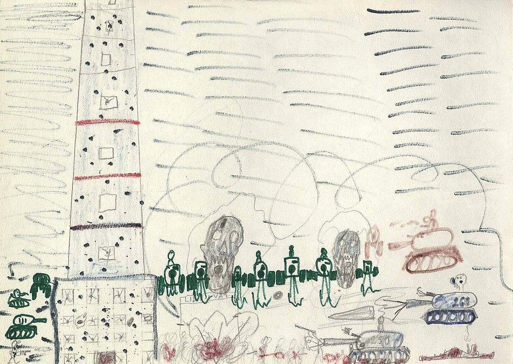 Gainanovas Rafaelis, 6 klasė