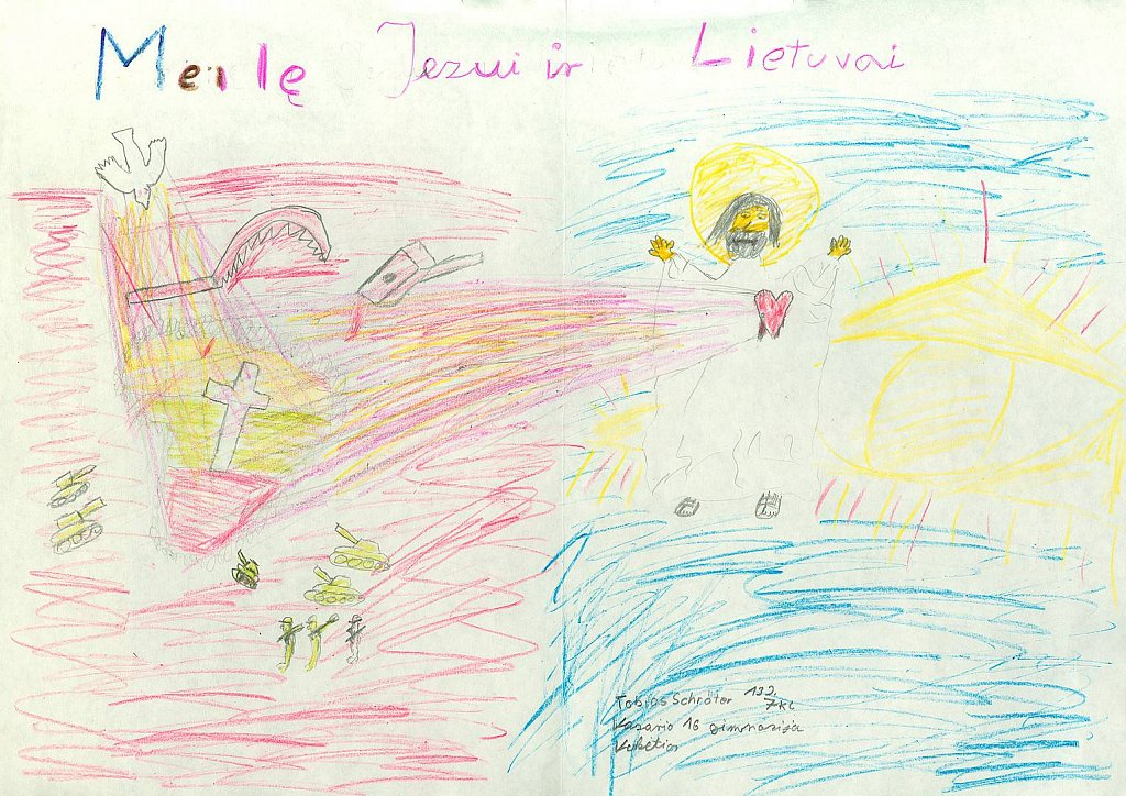 Schröter Tobias, 7 klasė