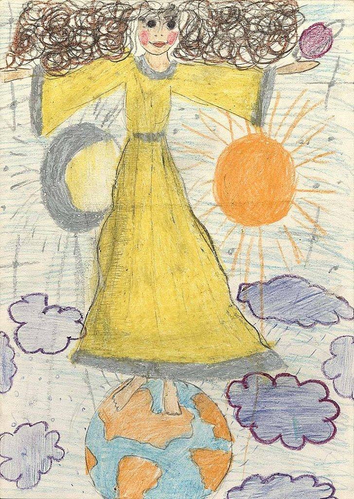 Markevičiūtė Marija, 4b klasė