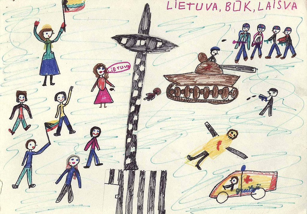 Baniulytė Asta, 4 klasė