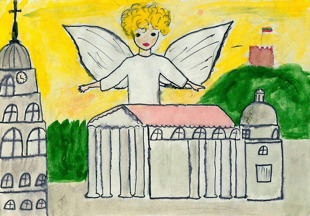 Gedvilaitė Renata, 6 klasė