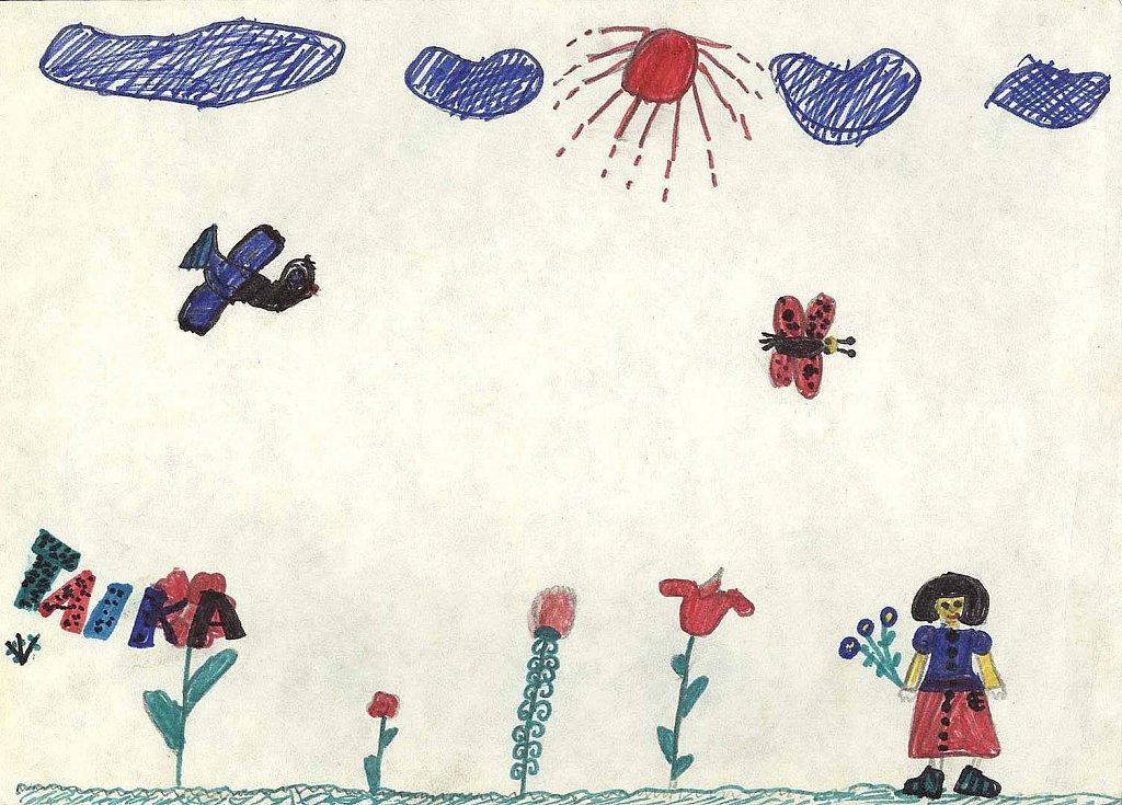 Vaicekauskaitė Aida, 1d klasė