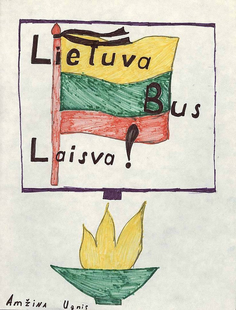 Kalvinskaitė Laura, 4d klasė