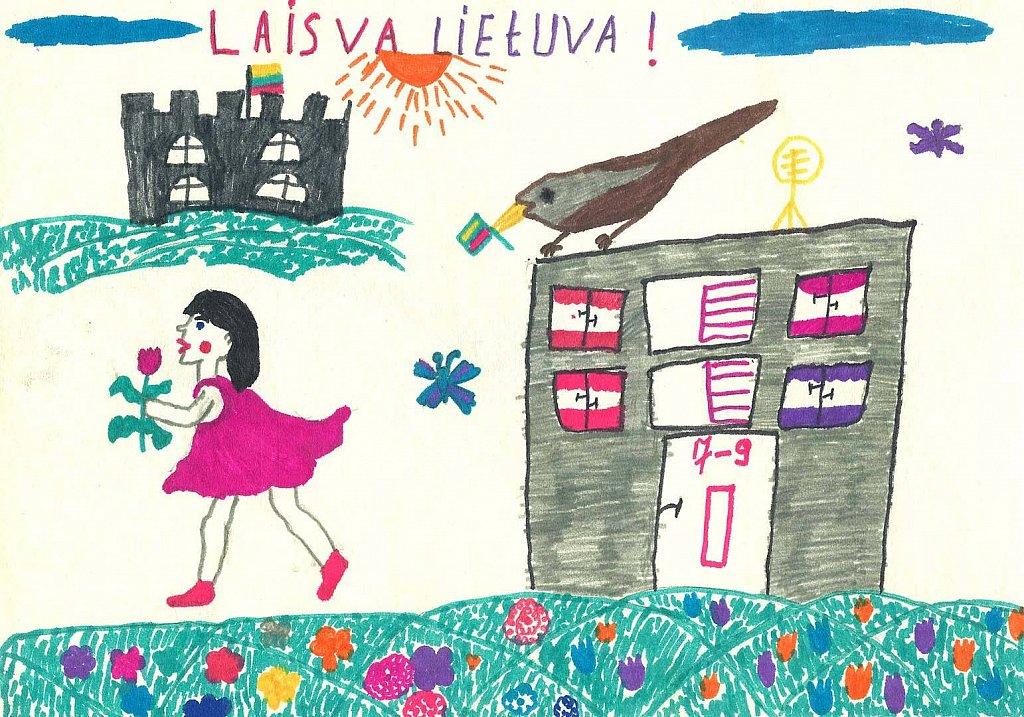 Bessarab Agnė, 5a klasė