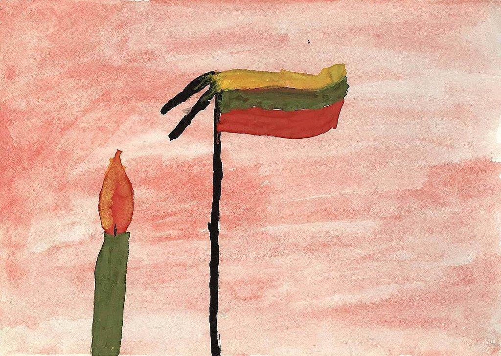 Viburys Arnoldas (5 m.). Utena