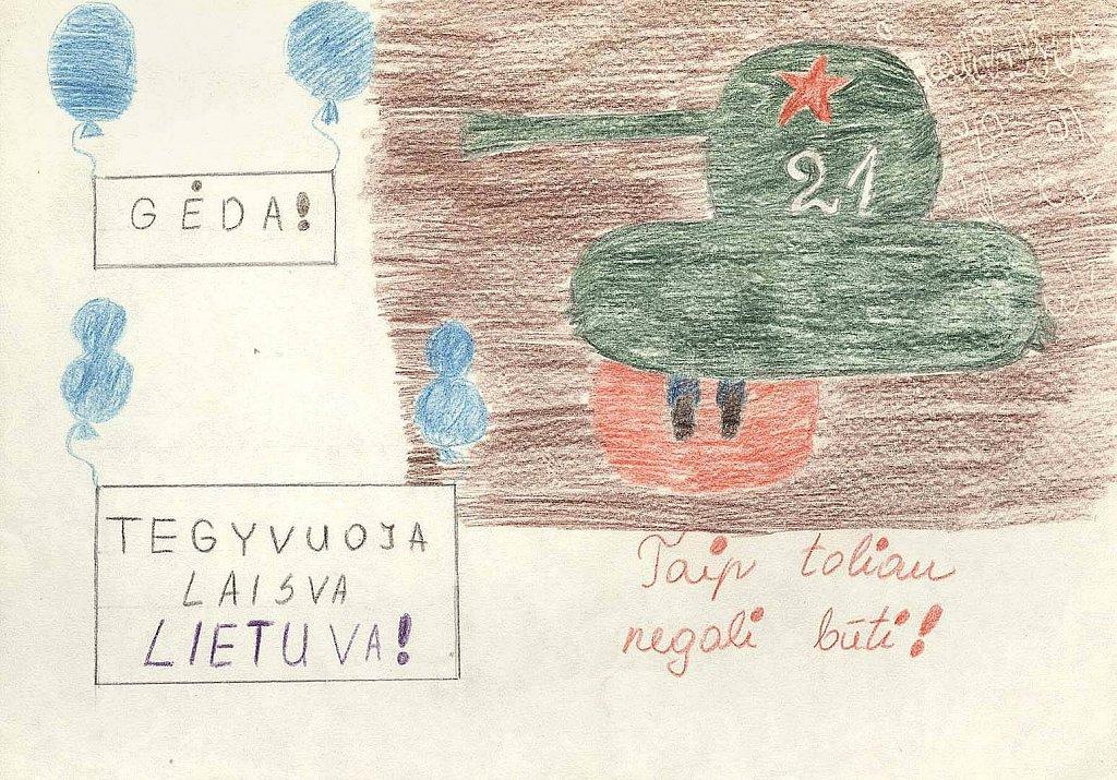 Zablockaja Zita, 7d klasė